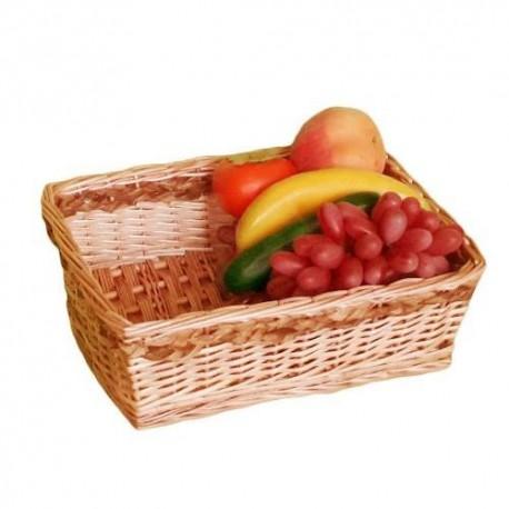 سبد میوه مستطیلی