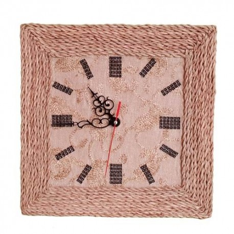 ساعت حصیری